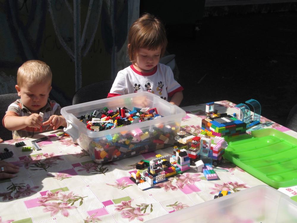 A gyerekek a tavalyi bányásznapon is elvoltak látva feladattal