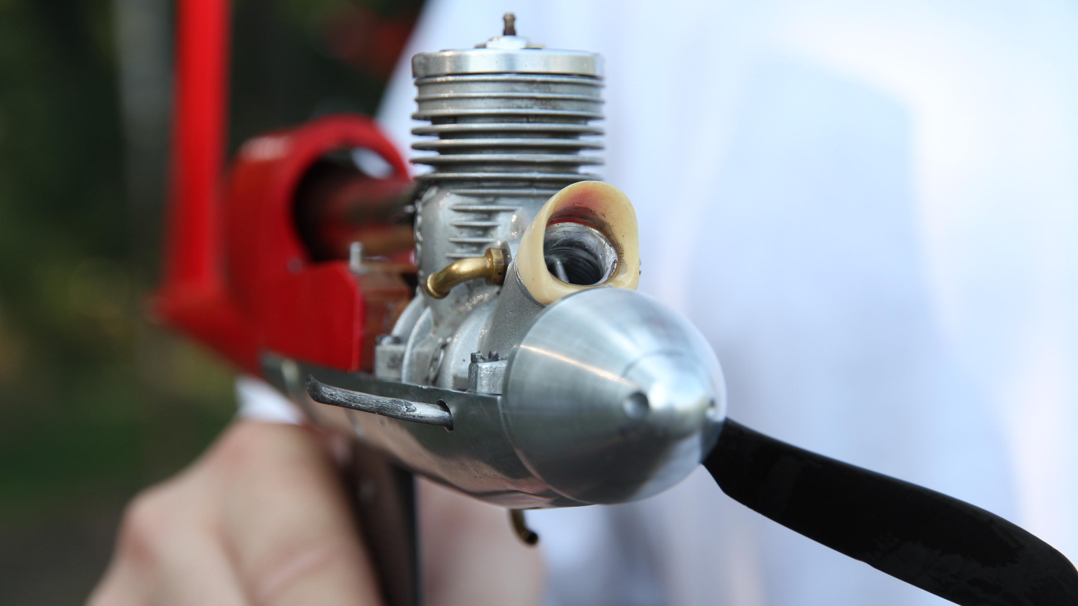 Így néz ki a motorja a kis szélvésznek