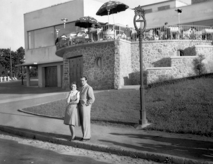 Az egyik legnépszerűbb üdülőhely volt 1937-ben