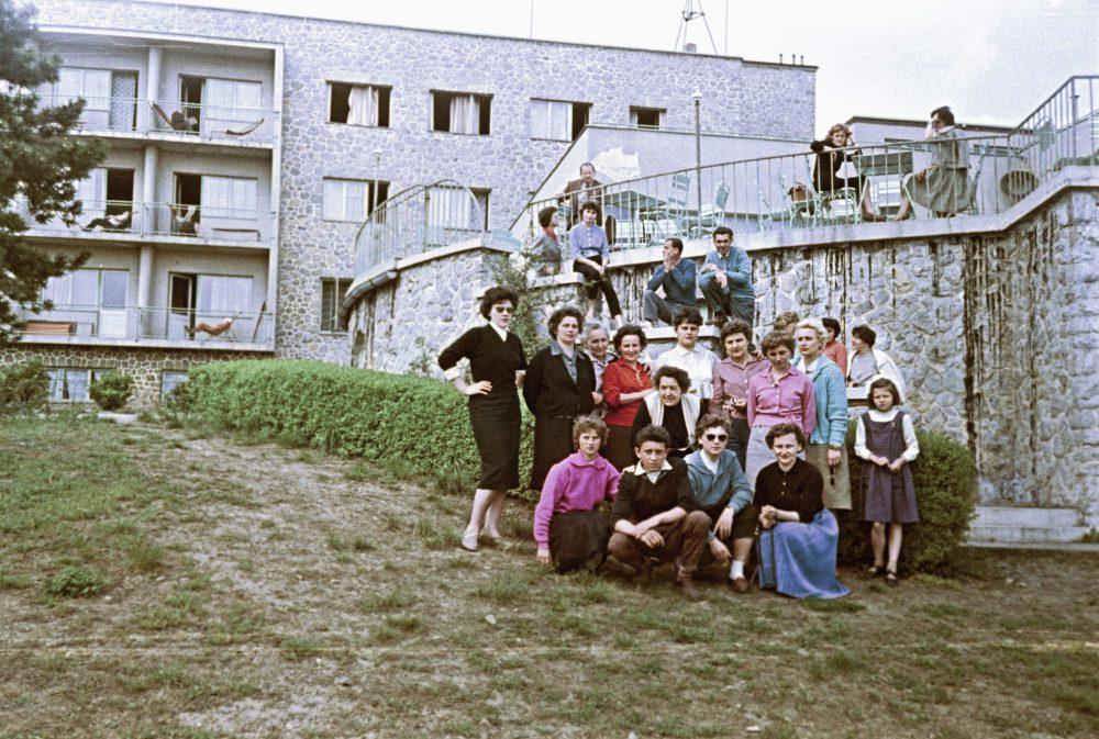 Egy kis bulika 1958-ból