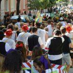 karnevál vonulás, hl18