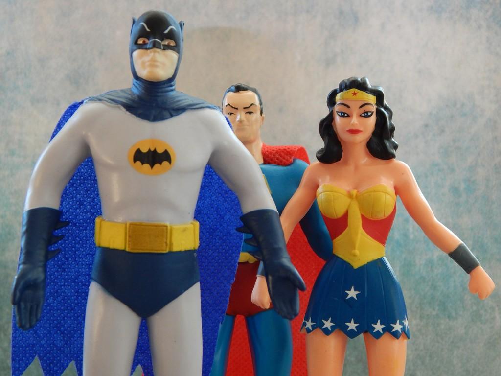 szuperhősök, példkép