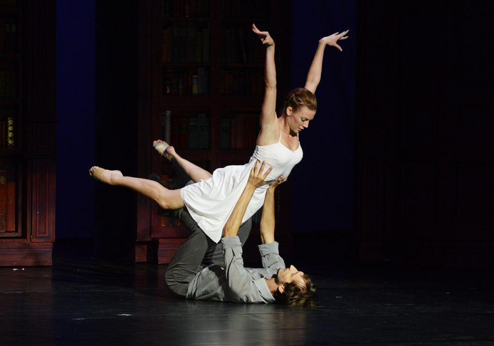 színházbérlet-balett