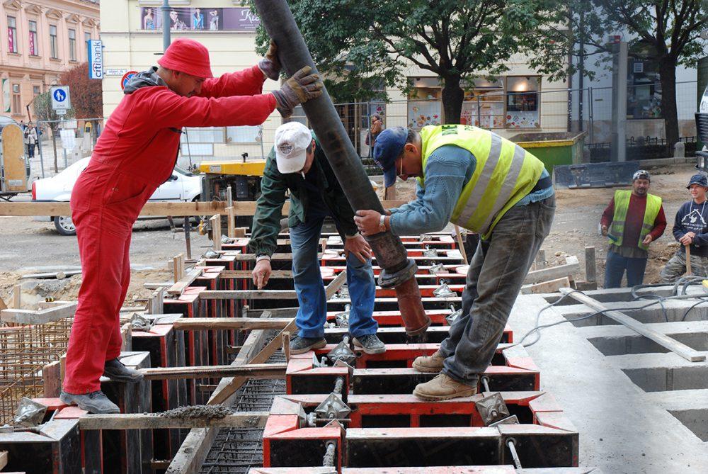 A Széchenyi tér új alapja