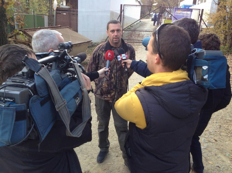 Szatyor Miklós nyilatkozik az eltűnt farkas ügyében