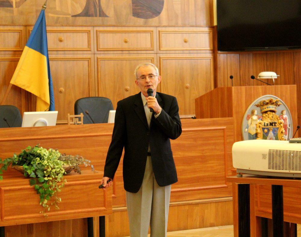 Kiss Tibor Pécs stratégiájáról beszélt
