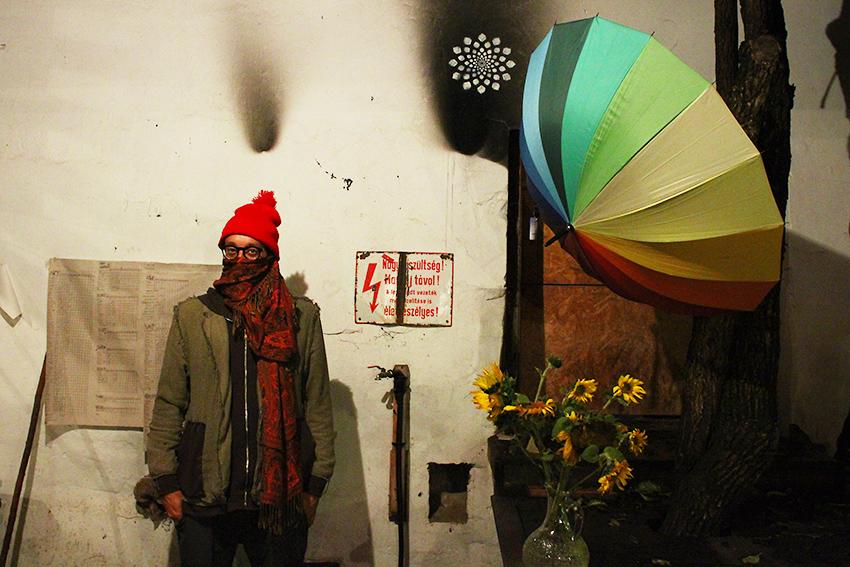 Bodó a 2015-ös Ozora fesztiválon