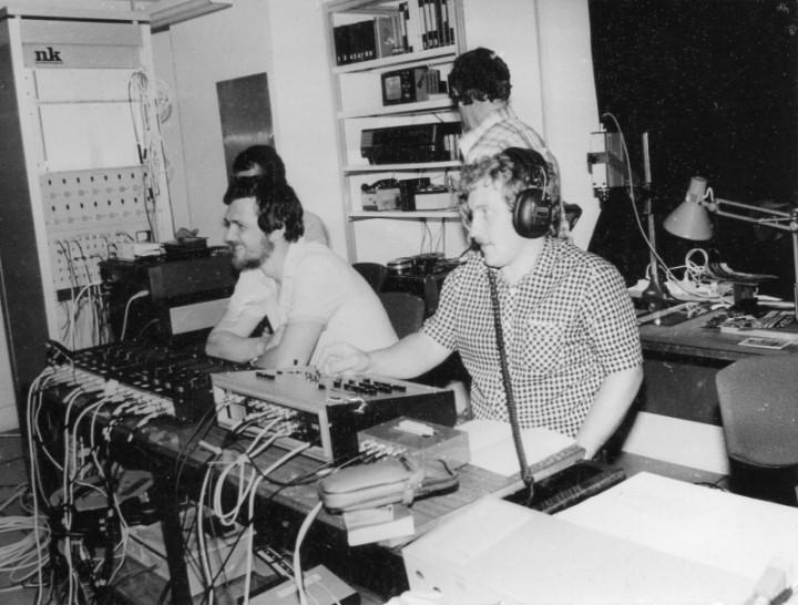 Indul a Lvov-Kertvárosi Közösségi Televízió adása (1980-as évek eleje)