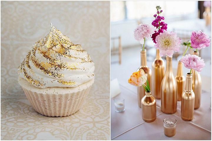 aranyesküvő
