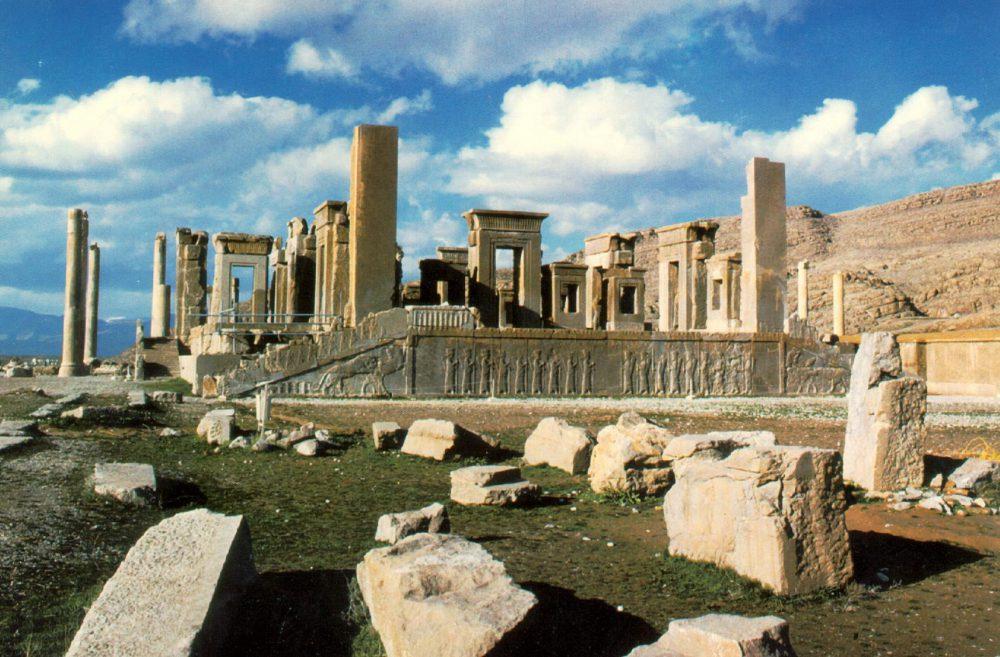 Shiraz történelme is érdekes, nem csak gazdasági élete