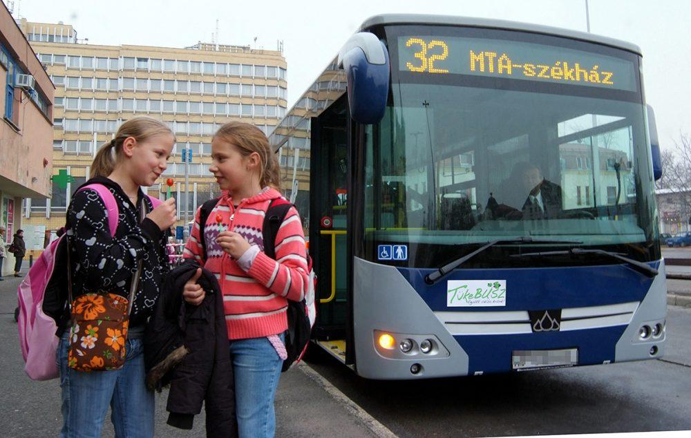 Megváltozik egy napra a buszközlekedés