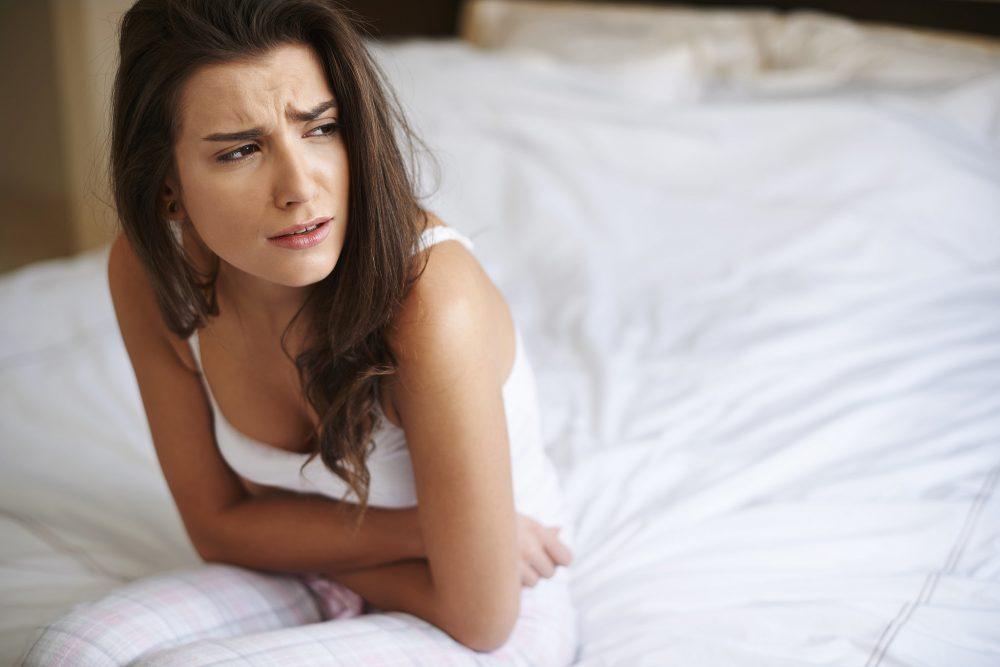 menstruáció, fájdalom