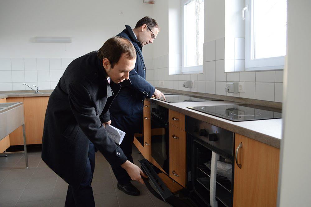Az új konyha minden igénynek eleget tesz