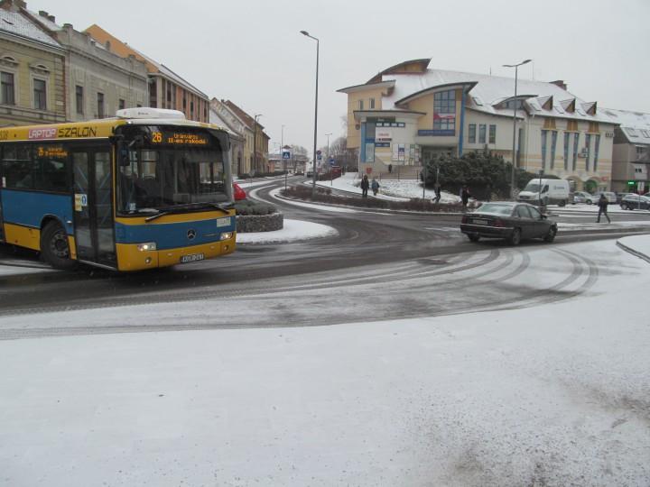 A buszok még mennek