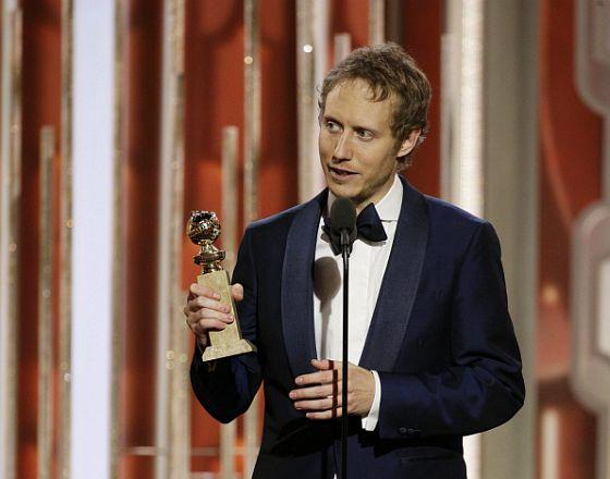 Nemes Jeles a Golden Globe-díjjal
