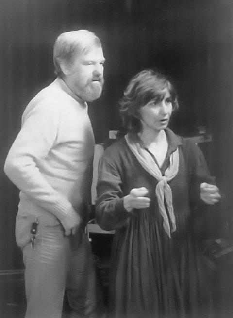 Eck Imre és Végvári Zsuzsa