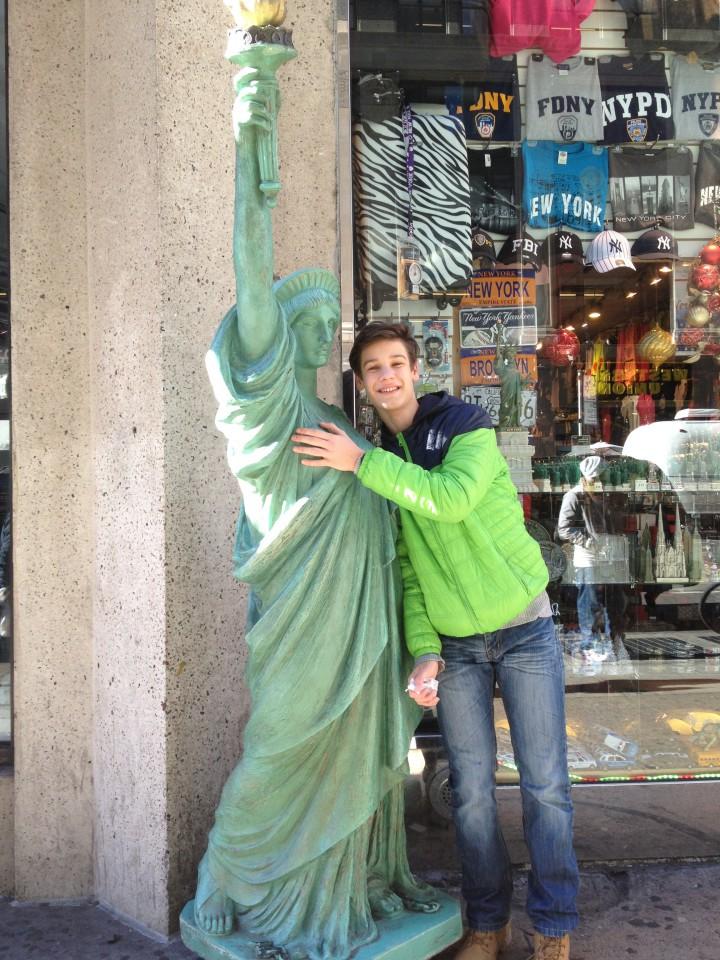 A Szabadság szoborból sajnos csak kisebb jutott