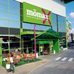 Nyár végén nyit a Mömax pécsi üzlete