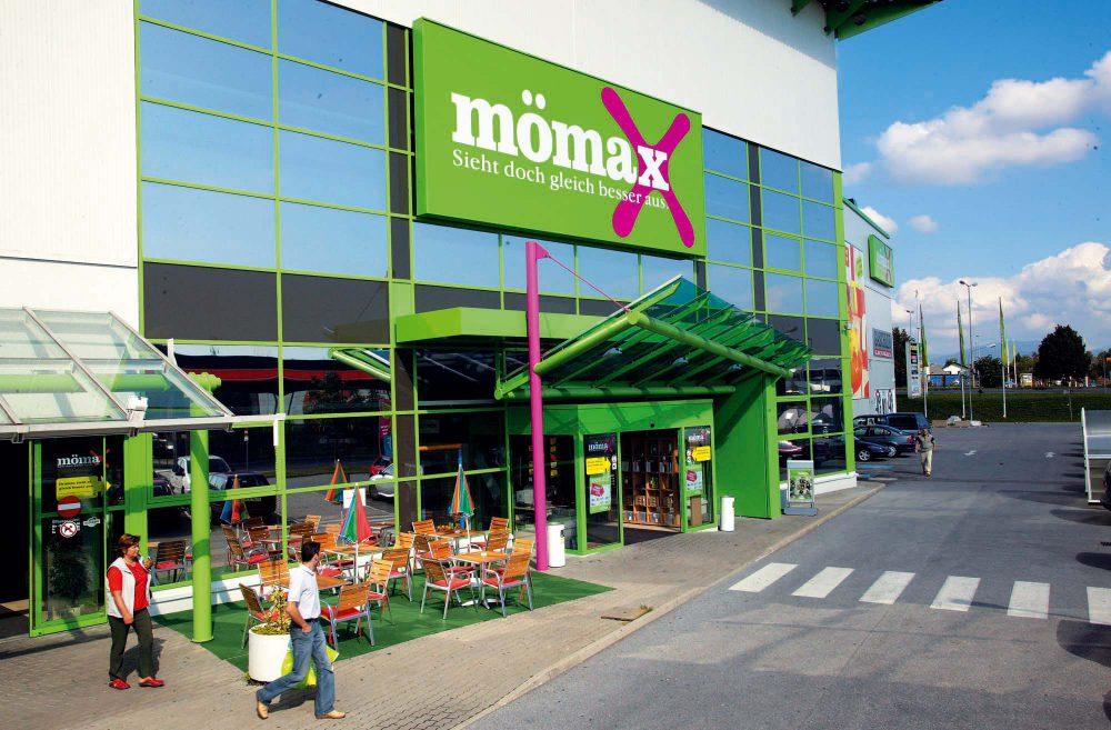 A grazi Mömax terve