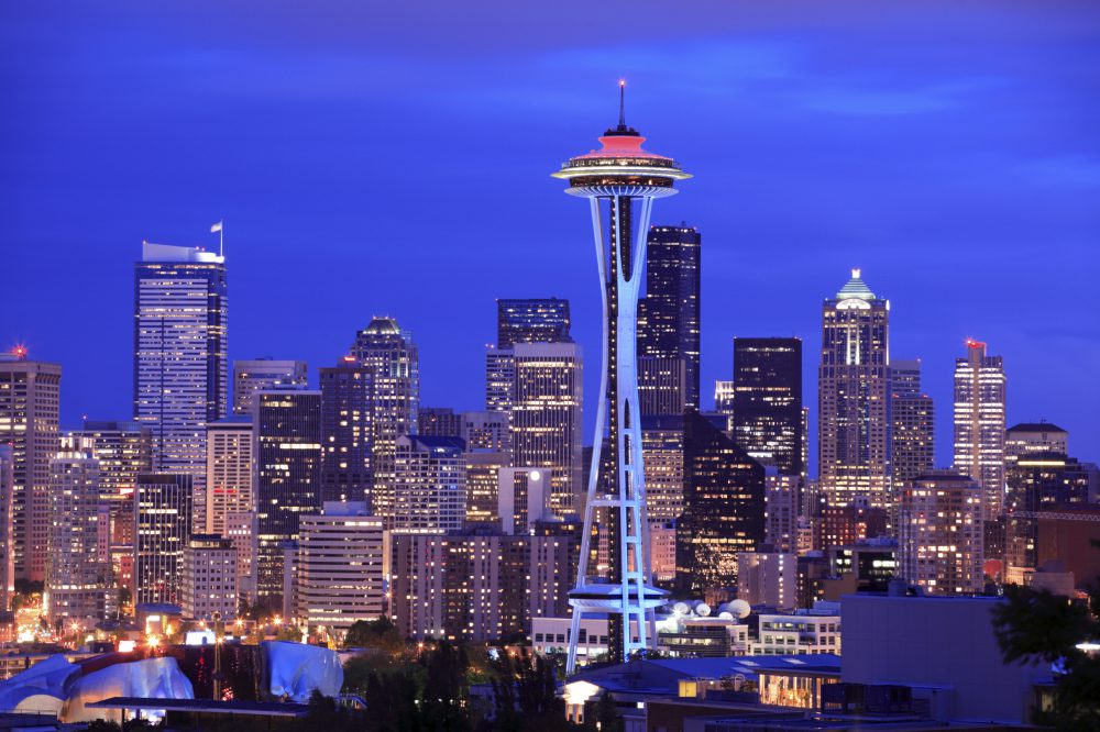 Tudta, hogy Seattle a testvérvárosunk?