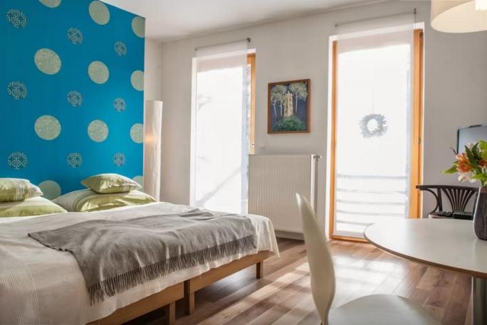 Airbnb-n ilyen helyen is alhatunk