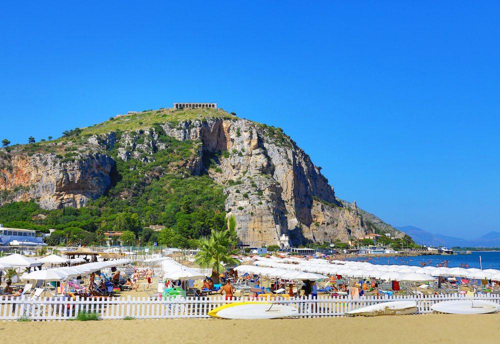 Az olasz Terracina gyönyörű