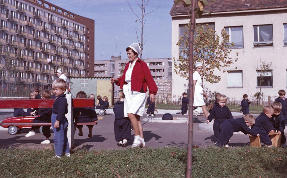 Uránváros 60 éve a pécsiek kedvence