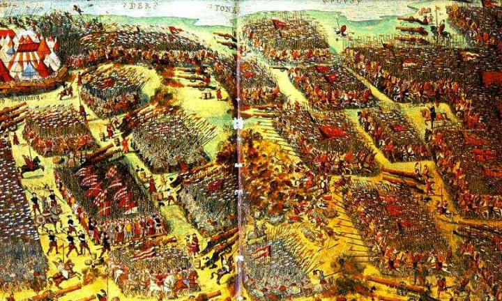 csata2_Johann_Schreire_A_mohacsi-_csata_1555