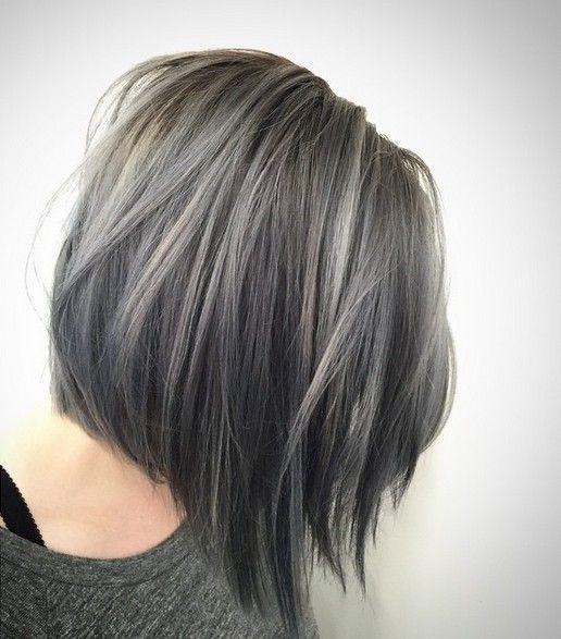 őszülő haj