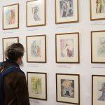 Lenyomatok Istenről - Dalí-tárlat nyílt Pécsen
