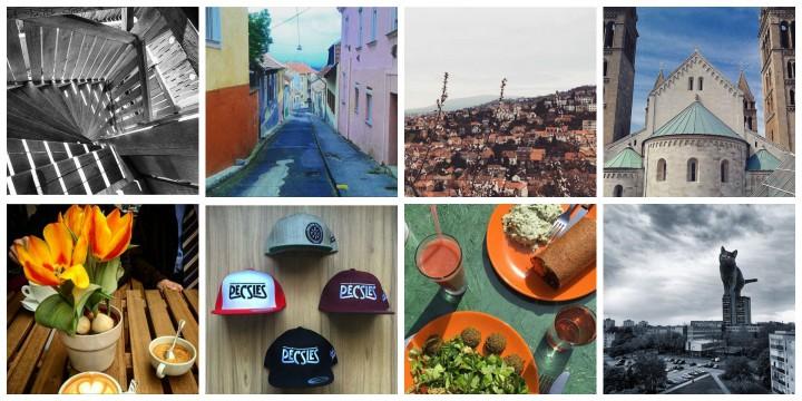 Instagram, képek, pécs