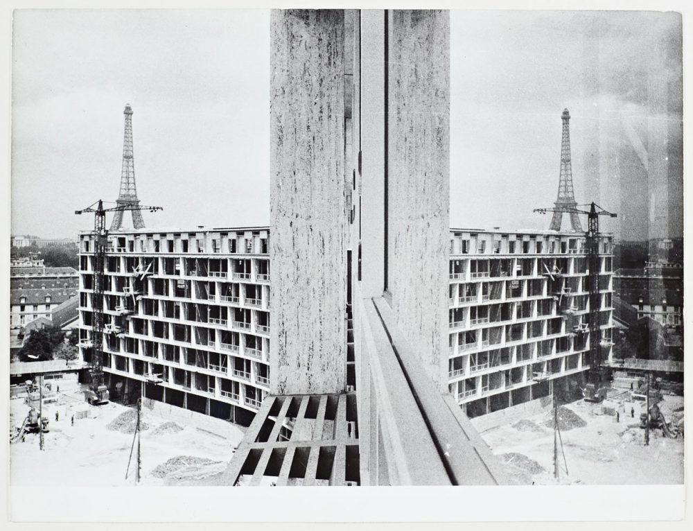 A párizsi UNESCO makettje