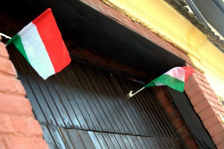 Itt már nagyon nekünk áll a zászló!