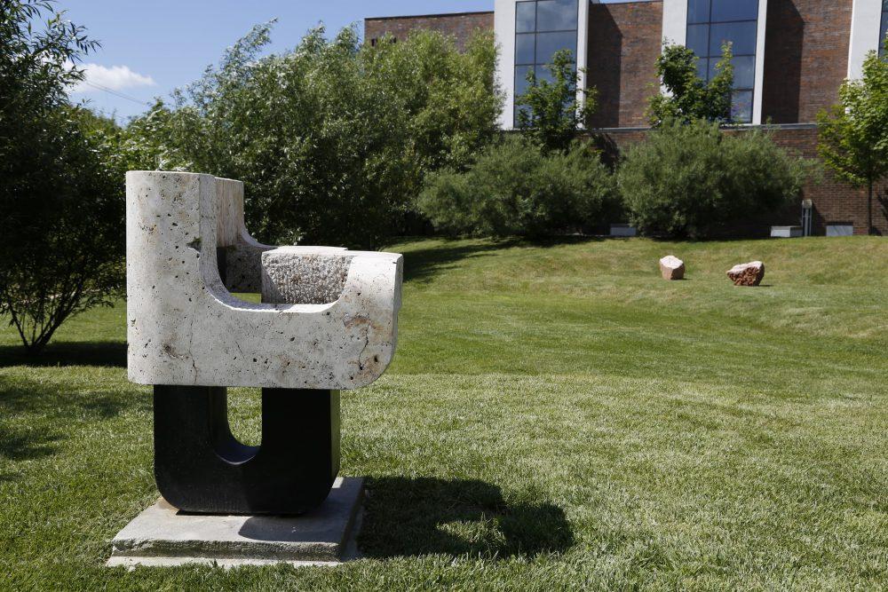 A pécsi szobrászhallgatók megmutathatják itt műveiket