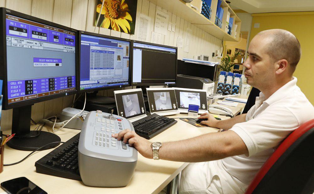 Modern onkológiában dolgozni és gyógyulni is jobb