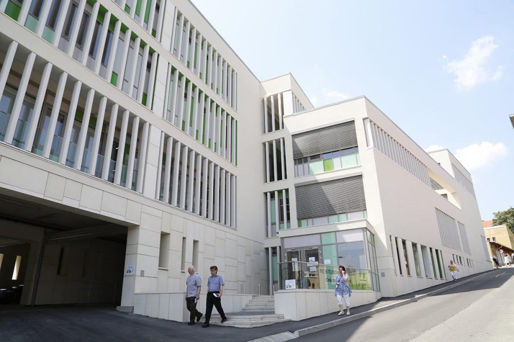 Az új épületrész szép, és hasznos is