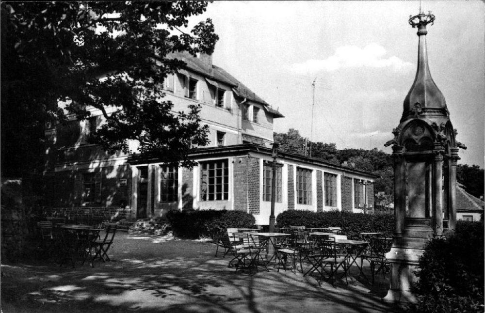 A Mecsek Egyesület menedékházához került 1939-ben