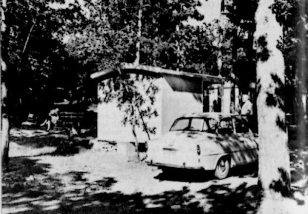 Egy bungaló a '70-es évekből