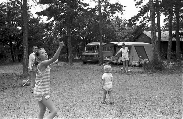 Játék a kempingben - '80-as évek