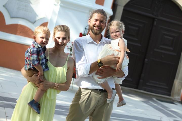 Laci összepakolta a családot és visszaköltözött Magyarországra