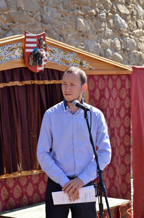 Egyre több gyerek és fiatal érdeklődik a hagyományőrzés iránt - mondta Őri László, a rendezvény fővédnöke