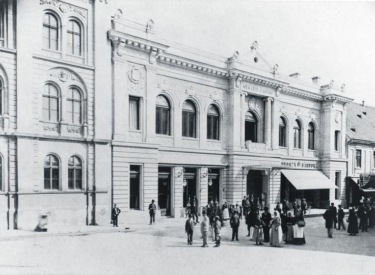 Pécs úri polgárai itt buliztak