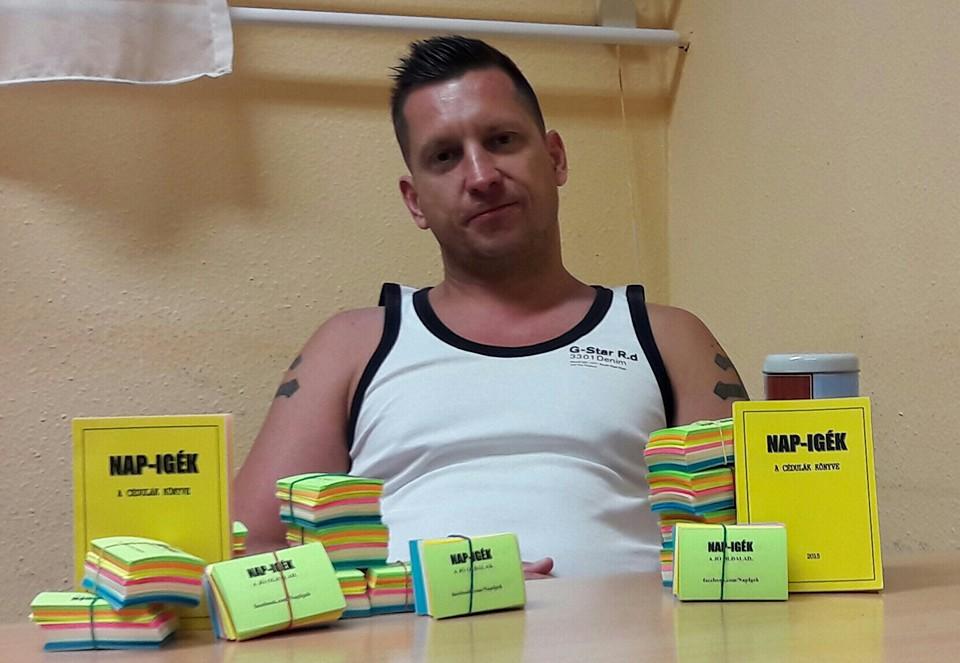Szőke Tibor és a boldogságot hozó kártyák