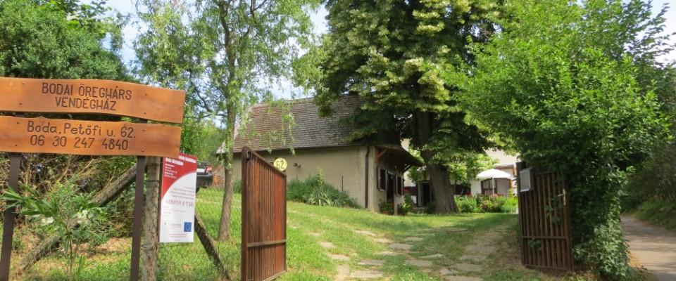 A bodai Öreghárs Vendégház