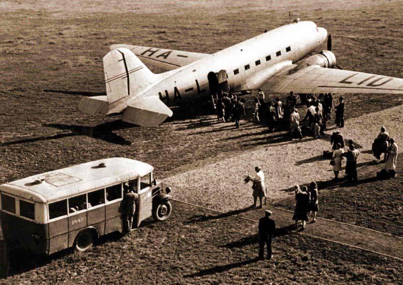 A Pécs-Budapest járat népszerű volt