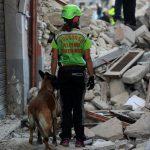 Halottak az olasz földrengésben