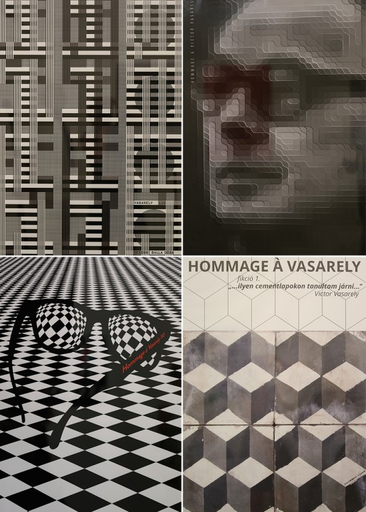 homage vasarely, hl05
