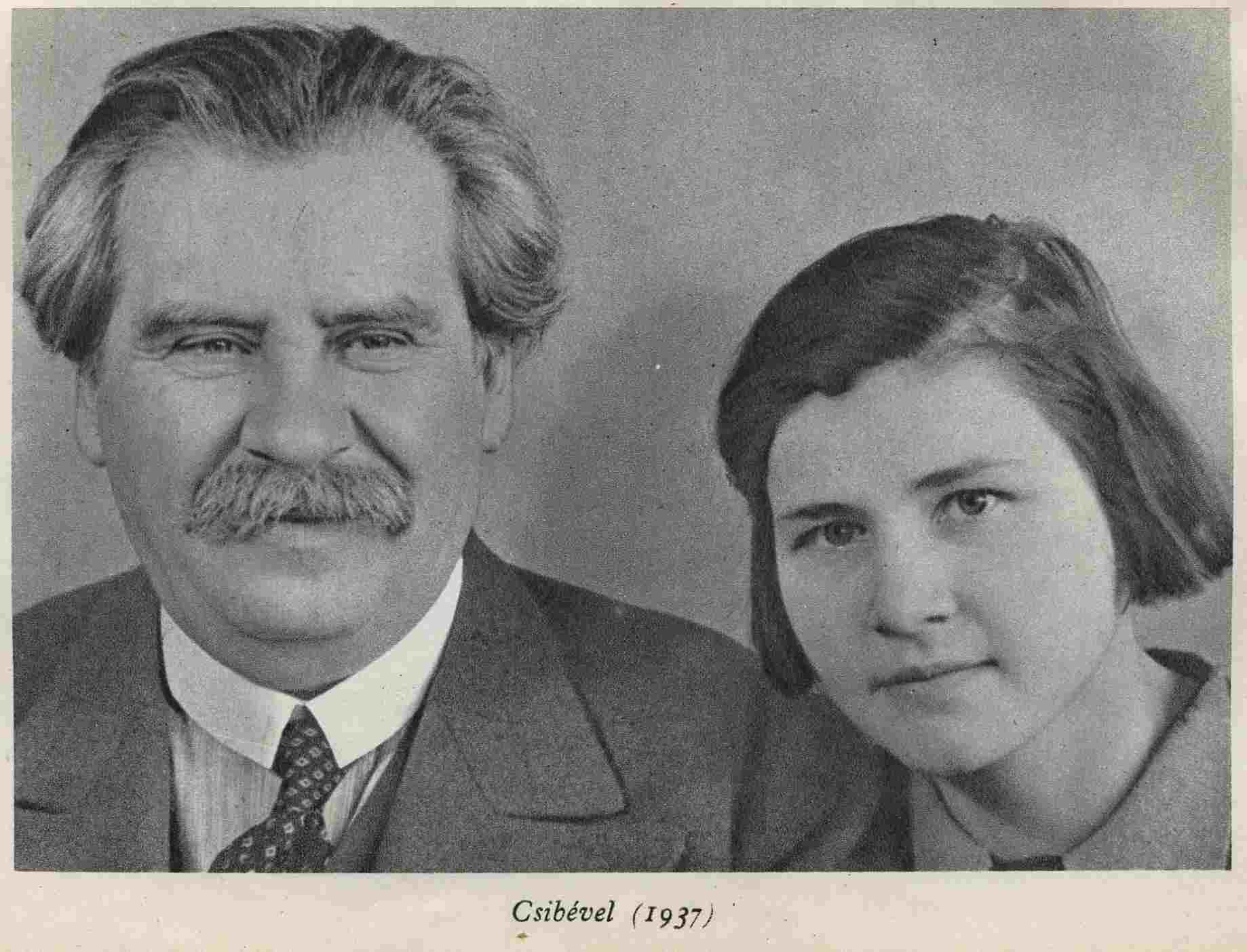 Móricz és lánya