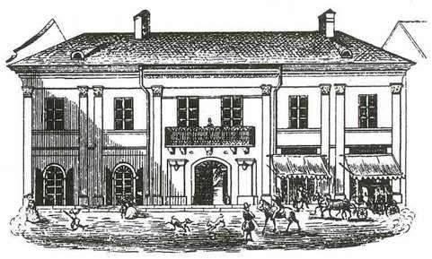 1839-ben így festett a Casino