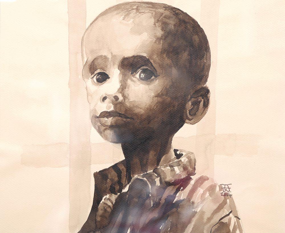 Roma gyerekek számára is kialakítottak halűltáborokat